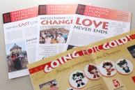 Newsletter for UK-based ecumenical group