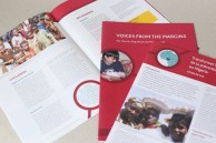 A4 booklet on drug abuse and HIV in Russia