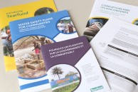 Informative reports for international development charity, Tearfund