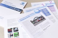 Information pack and folder for not-for-profit consultancy