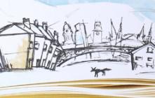 Illustration for storytelling exhibition